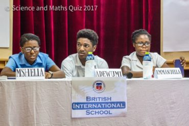 Annual Inter-Schools Science And Math Quiz Competition
