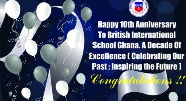 British International School @ 10