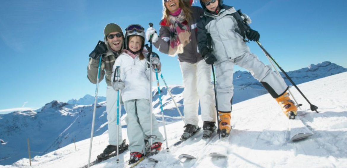 Annual Educational Trip (Ski Trip to Switzerland)