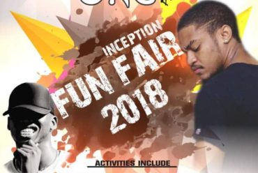 The SRC presents Inception Fun Fair 2018