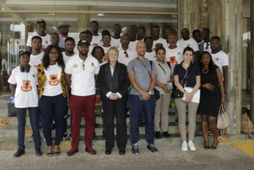 British International School joins other schools at University of Ghana Legon