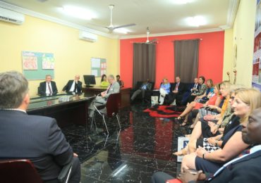 BIS meets the delegates from British Boarding Schools (UK)